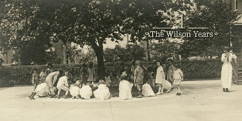 Wilson School Spread